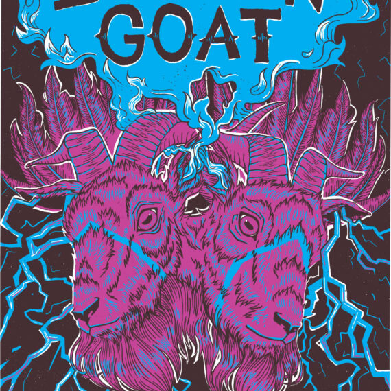 Final Indian Goat Band Poster
