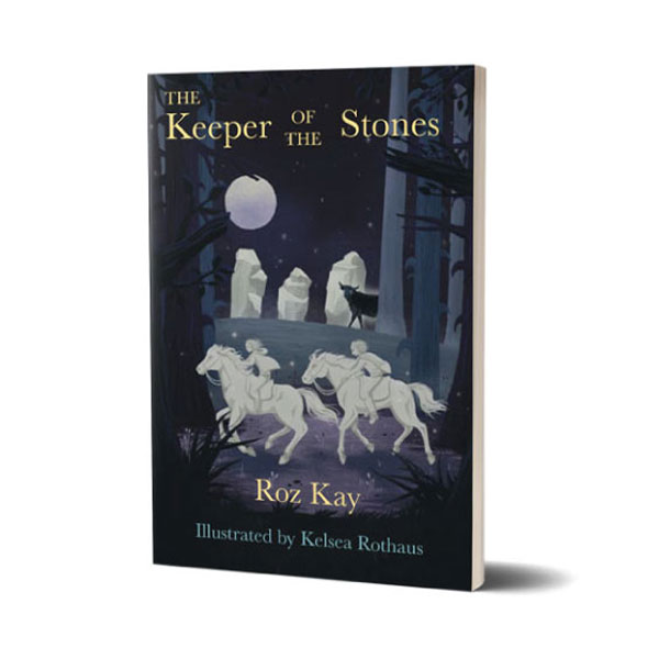 View the Keeper of the Stones Book Illustration project